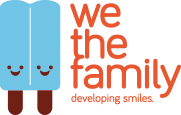 We The Family Logo